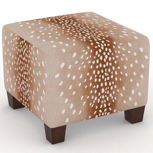 Callie Cube Ottoman by Uni..