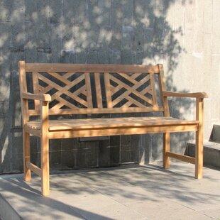Charity Teak Garden Bench