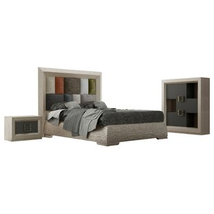 Pettengill 5 Piece Bedroom Set