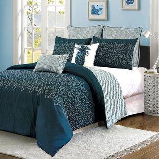Ebern Designs Ali 7 Piece Comforter Set