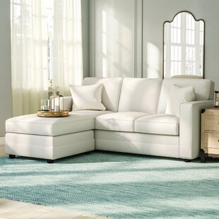 Hainesville Reversible Sectional by Three Posts