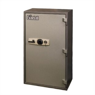 Large Two-Hour Fire Resistant Record Safe By Gardall Safe Corporation