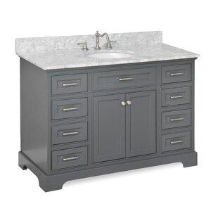 Aria 48 Single Bathroom Vanity Set By Kitchen Bath Collection
