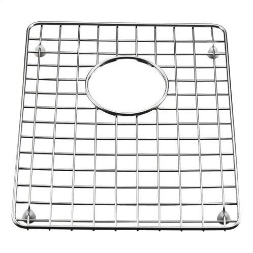 Kohler Clarity Stainless Steel Left-Hand Side Sink Rack, 14-1/4