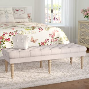 Lark Manor Paulus Upholstered Bench