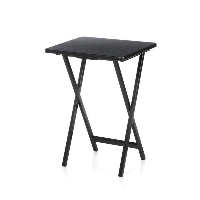 huge discount ea101 ea46d Ledbury Folding TV Tray Table with Stand
