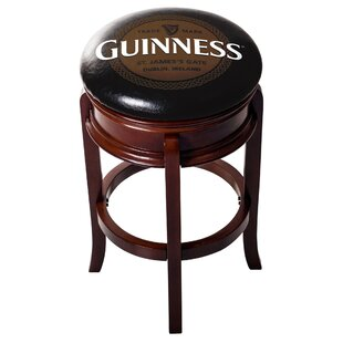 29 Swivel Bar Stool by Trademark Global