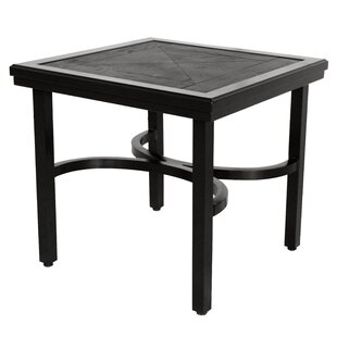 Antigo Fauxwood Side Table