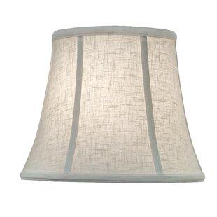 12 Linen Bell Lamp Shade