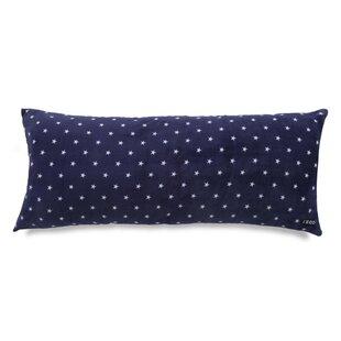 Stars Printed Plush Polyfill Body Pillow