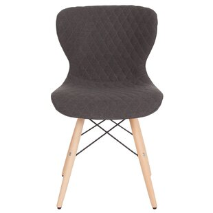 Affordable Glazier Contemporary Upholstered Dining Chair by Wrought Studio Reviews (2019) & Buyer's Guide