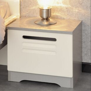 Toris 1 Drawer Bedside Table by Just Kids