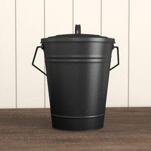 Ash Bucket Coal Carrier Holder By Belfry Heating