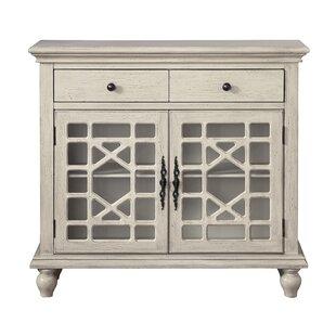 Mauldin 2 Drawer 2 Door Cabinet by Lark Manor