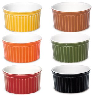 Round Non-Stick Ramekin (Set of 6)