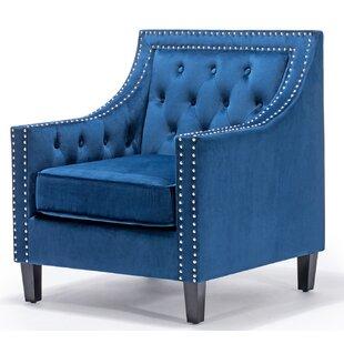 Blanco Linen Armchair