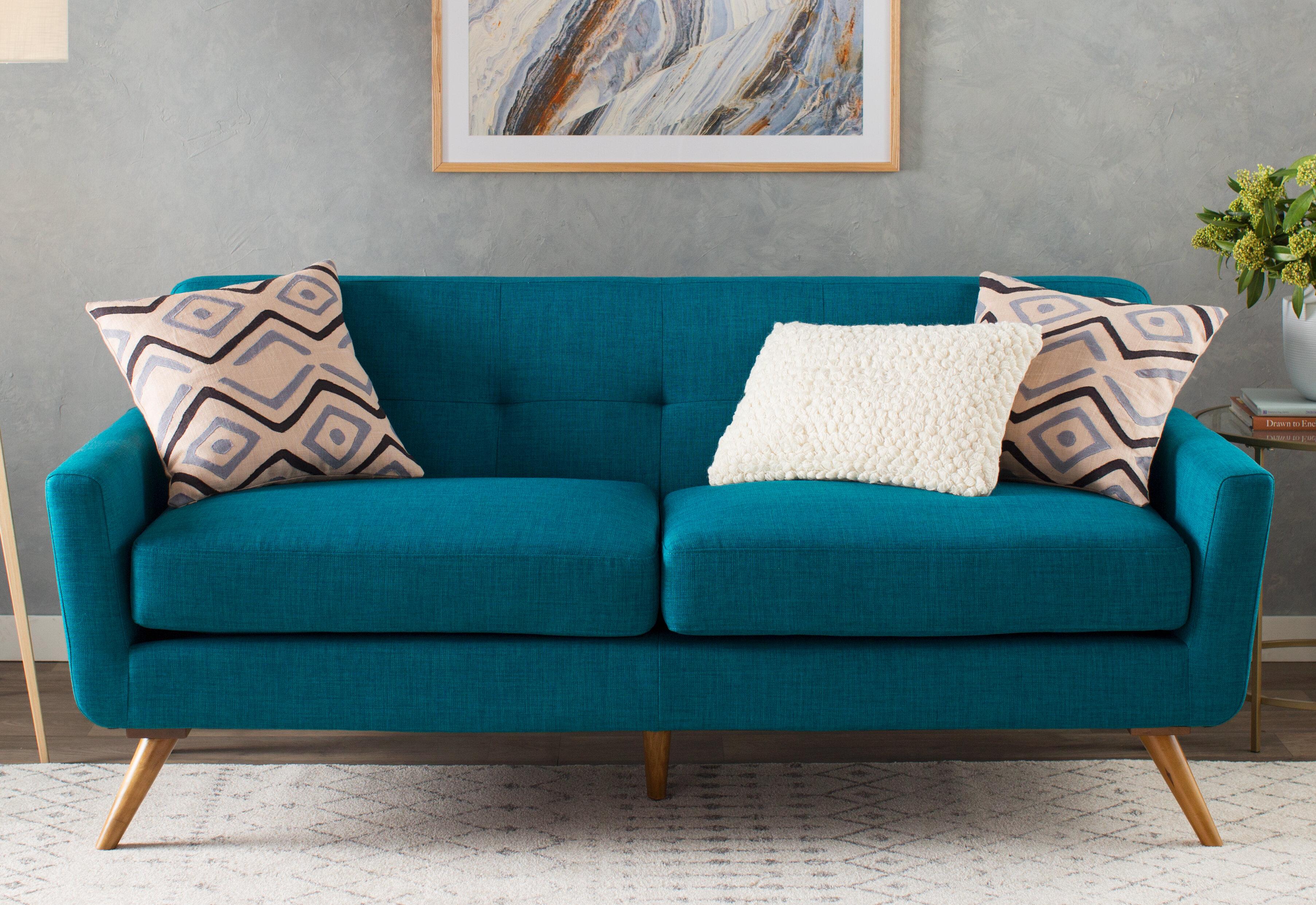 Fantastic Langley Street Fresco Tufted Sofa & Reviews | Wayfair JN46