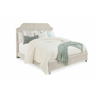 One Allium Way Carrie Panel Bed with Mattress