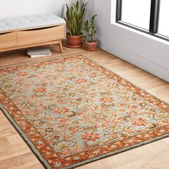 Hooked Ornate Traditional Area Rugs You Ll Love In 2021 Wayfair