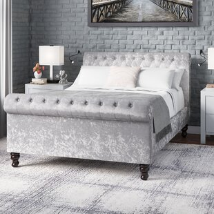 Eugene Upholstered Bed Frame By Willa Arlo Interiors