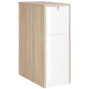 Review Yelverton 1 Drawer Filing Cabinet