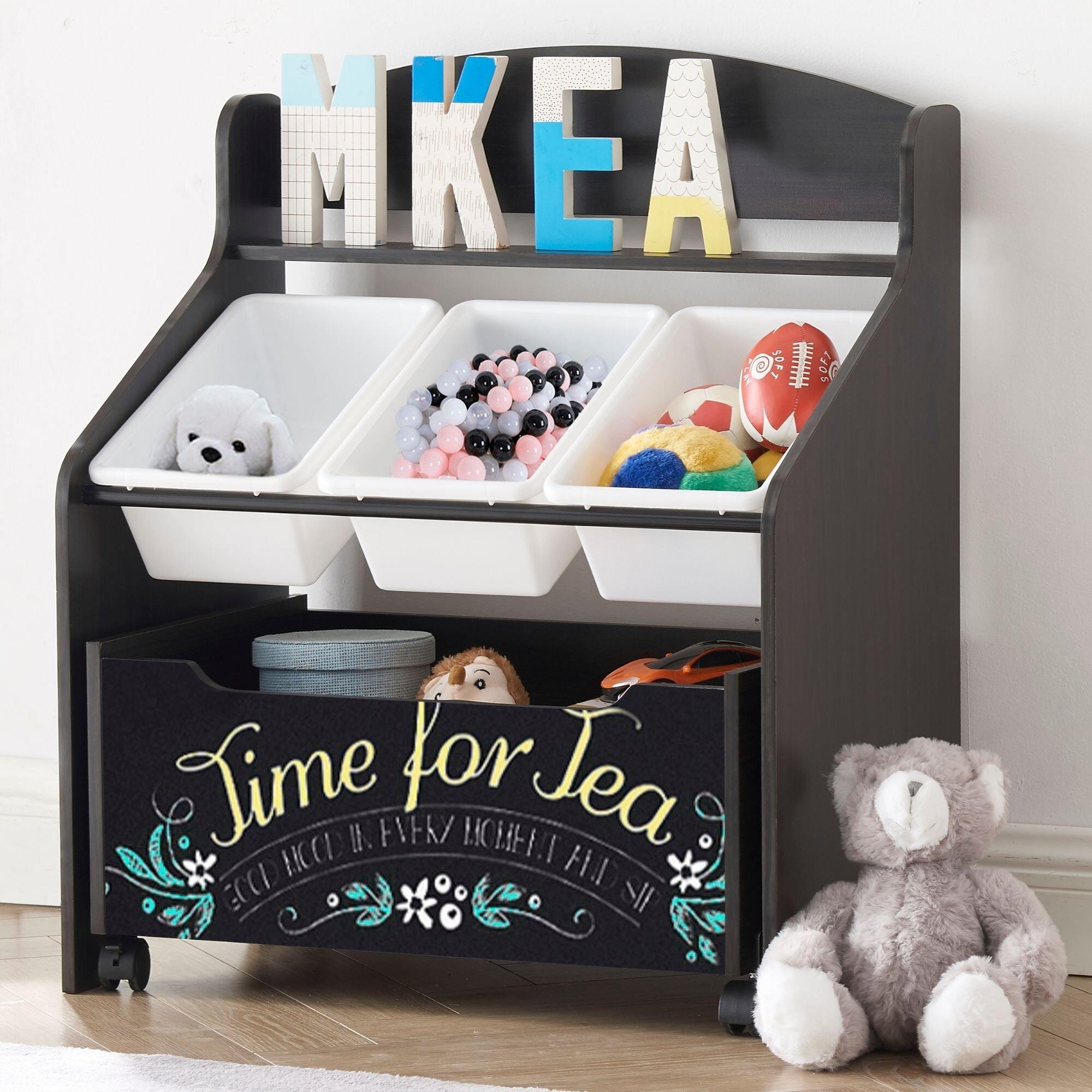 Harriet Bee Dunder Toy Organizer Wayfair