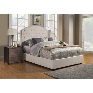 Bearse Upholstered Platform Bed by Alcott Hill Great Reviews