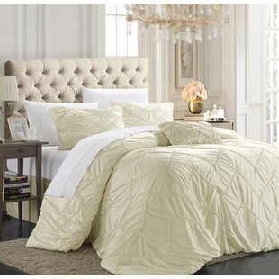 Cadmore 4 Piece Duvet Cover Set