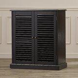 Polton 20 Pair Shoe Storage Cabinet