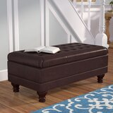 Shewmaker Tufted Storage Ottoman by Winston Porter
