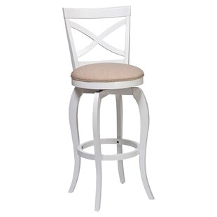Juelz 31.25 Swivel Bar Stool