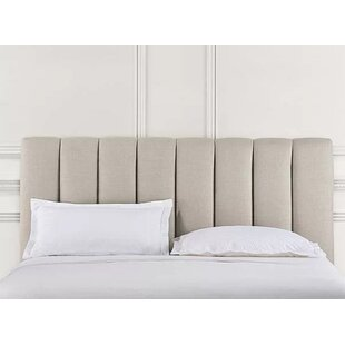 Snowhill Upholstered Panel Headboard by Brayden Studio