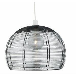 Saravia 1-Light Bowl Pendant Shade