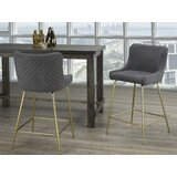 Fennell Bar Stool (Set of 2) by Everly Quinn