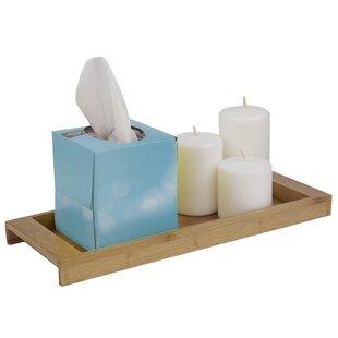 Tous les accessoires de salle de bain: Matériau - Bois   Wayfair.ca