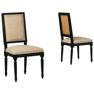 Fermin Upholstered Dining Chair by Breakw..