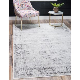 Check Price Today Now Brandt Gray/Beige Area Rug Mistana