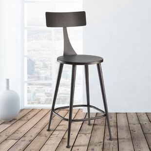 McCullagh 26 Bar Stool by Orren Ellis