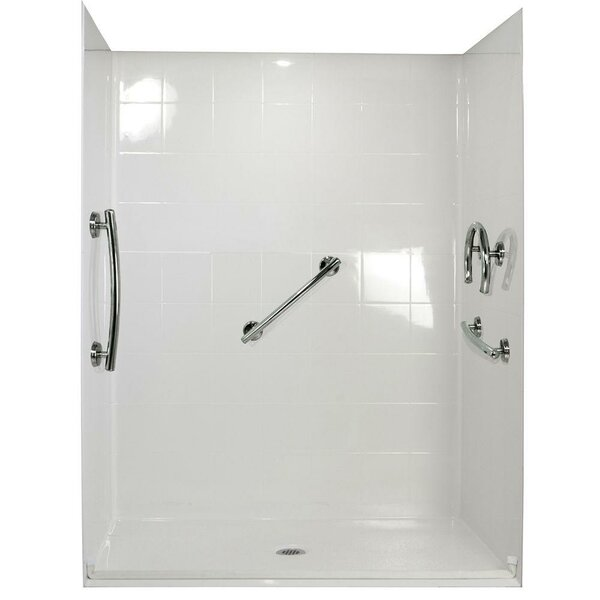 Find The Perfect Shower Walls, Panels, & Surrounds | Wayfair