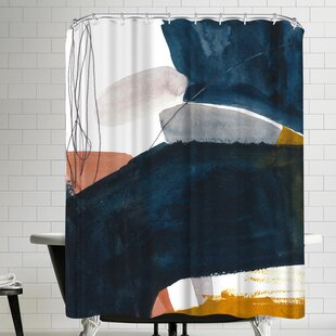 Olimpia Piccoli Verge Single Shower Curtain