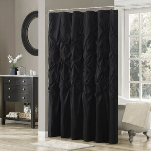 Compare & Buy Benjamin Solid Shower Curtain By Willa Arlo Interiors
