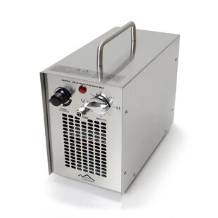 Commercial H2o Water Ozone Generator and Air Purifier with HEPA Filter