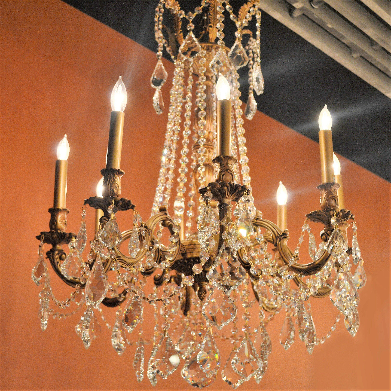 Astoria grand radtke traditional 8 light crystal chandelier astoria grand radtke traditional 8 light crystal chandelier reviews wayfair aloadofball Choice Image