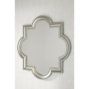 Daisi Arch/Crowned Champagne Top Wall Mirror