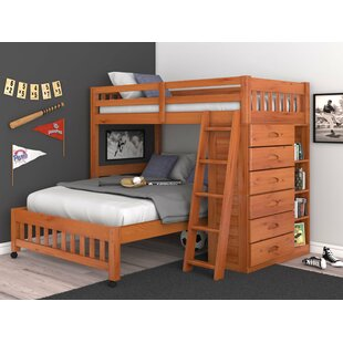 Kroger Twin over Full Bunk Bed