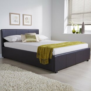 Risley Upholstered Ottoman Bed By Mercury Row
