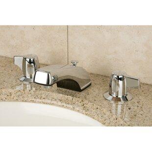 Kingston Brass Americana Widespread Bathroom..