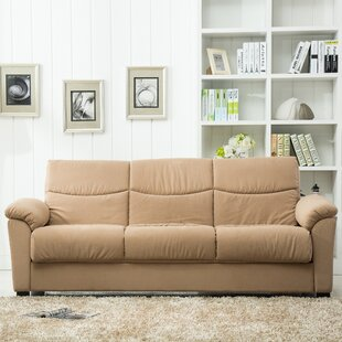 Melisa Fabric Storage Reclining Sleeper Sofa