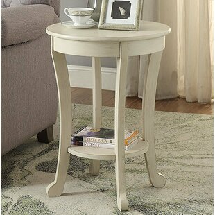 Brigette Transitional End Table