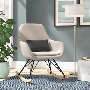 Affordable Decker Rocking Chair by Brayden Studio Reviews (2019) & Buyer's Guide